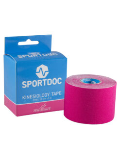 Sportdoc Kinesiologitape Pink 5 cm