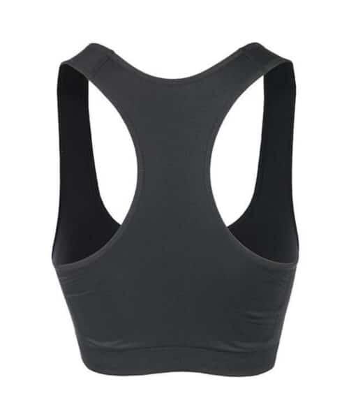 Endurance Dahlia Seamless Sports Bra Black
