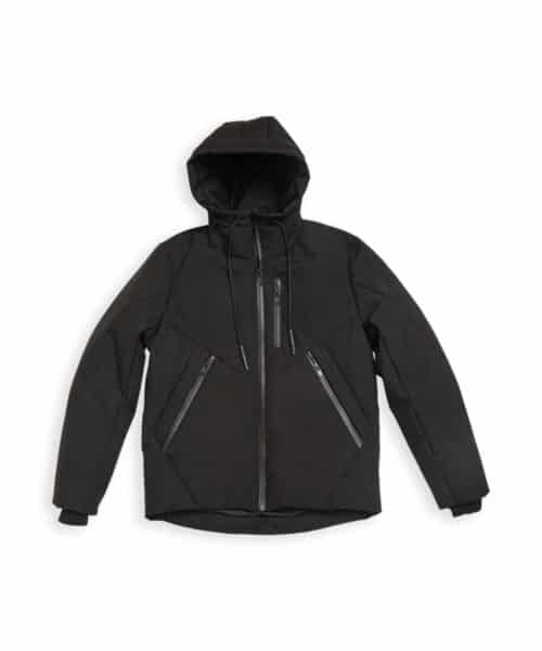 Gabba Mason Jacket Short Black