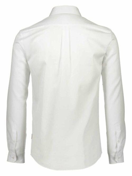 Lindbergh White Skjorte 30-21190 White