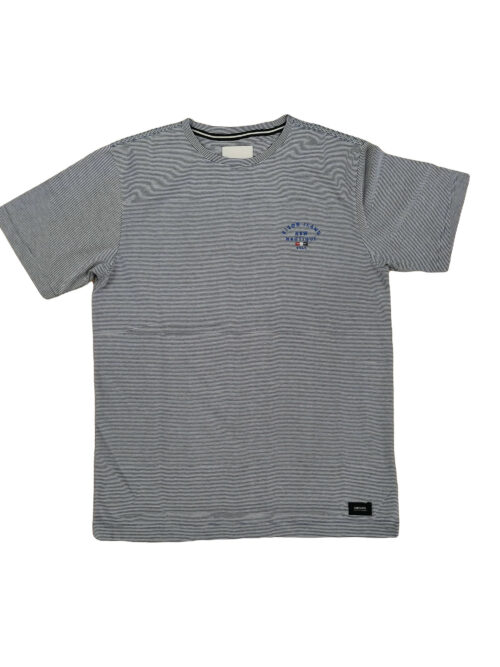 Bison T-shirt New Nautique Blue