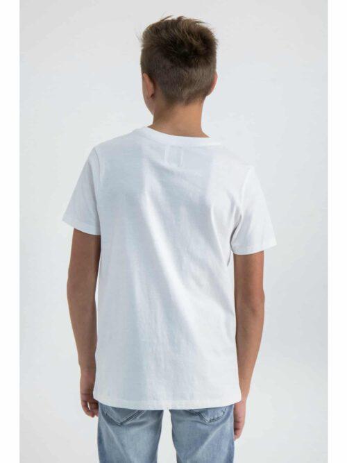 Garcia T-shirt M03403 Broken White