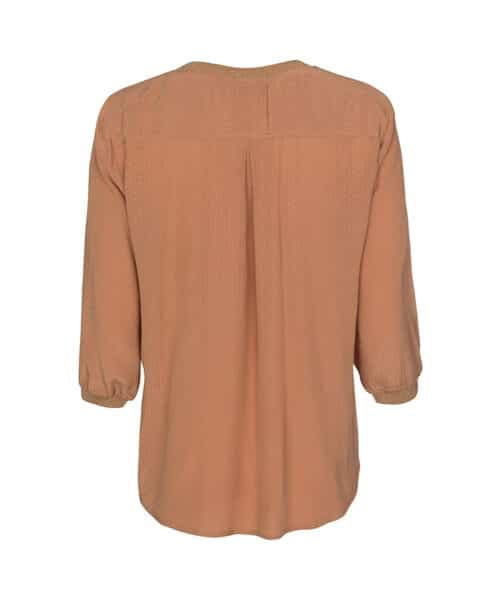 One Two Luxzuz Paulina Blouse Powder