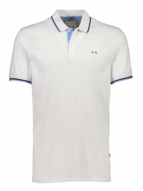 Bison Polo 80-431004 White