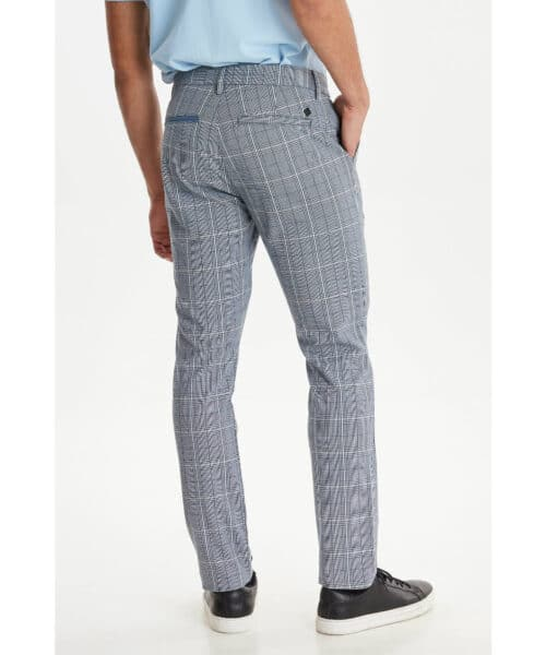 Casual Friday Perry Checked Pants