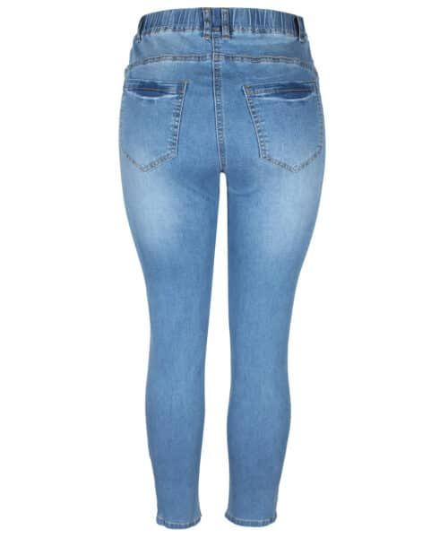 ZE-ZE Nordic DIXIE 481 Denim Legging