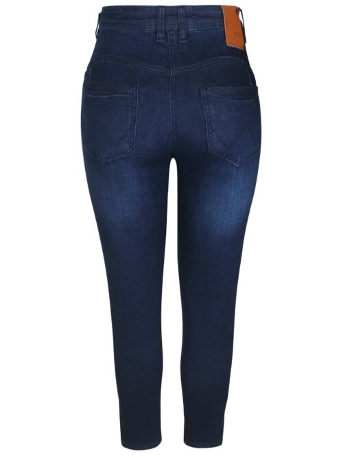 ZE-ZE Nordic SHAPE 18 Pants Dark Denim