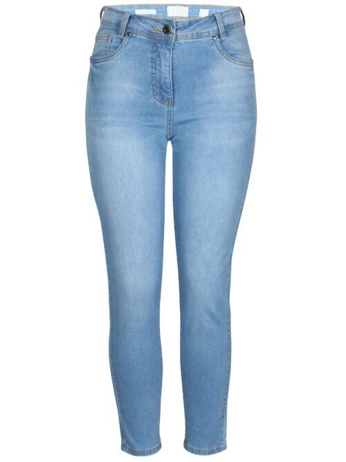 ZE-ZE Nordic SHAPE 18 Pants Light Denim