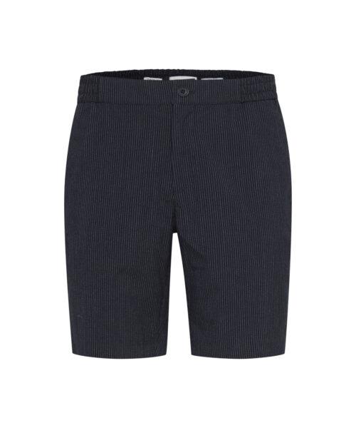 Casual Friday Preston Striped Shorts Navy Blazer