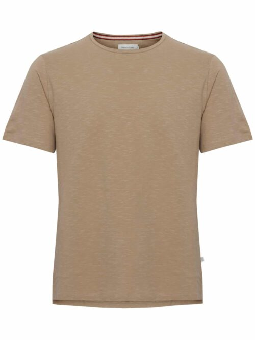 Casual Friday T-shirt Silver Mink