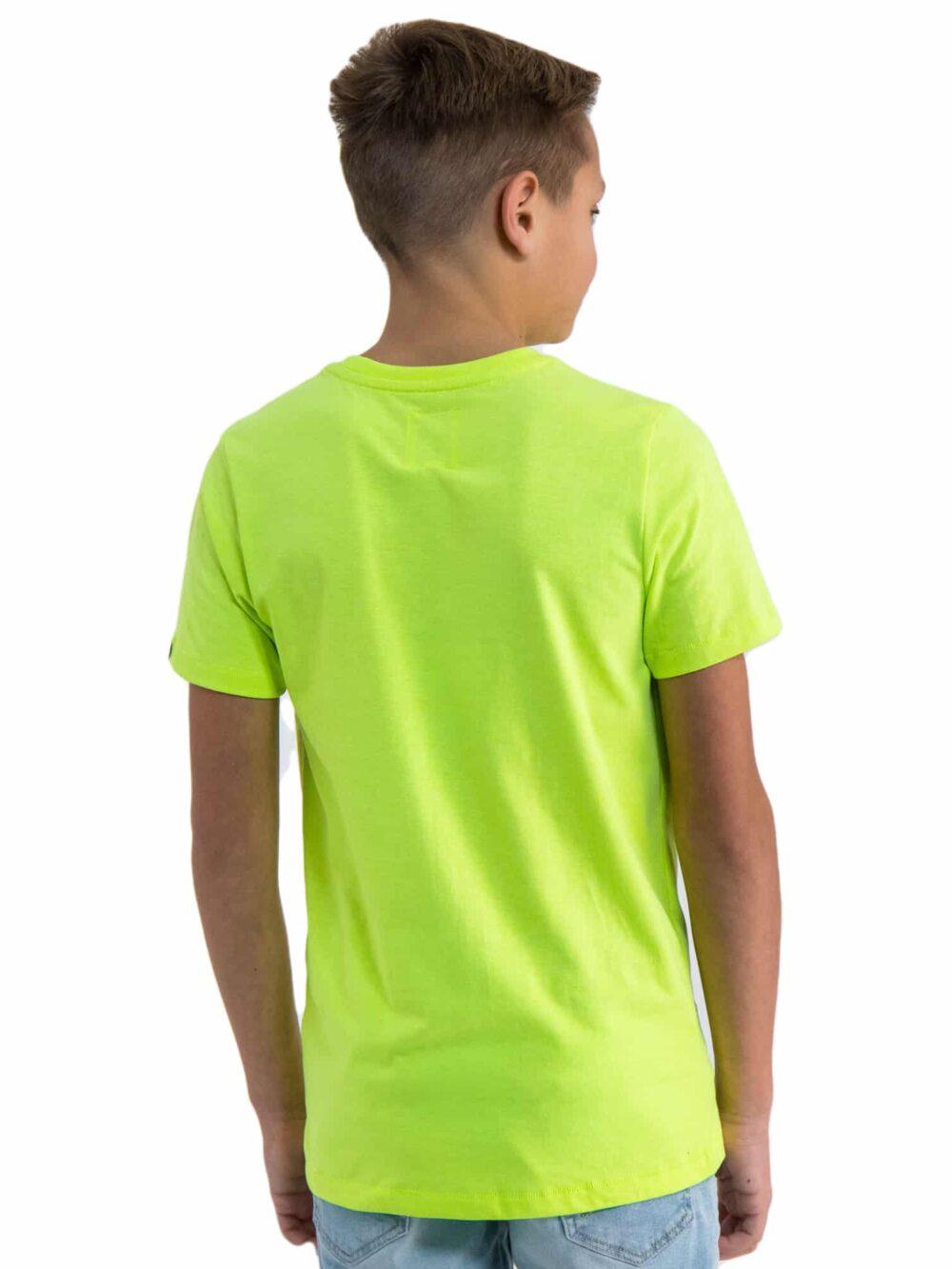 Garcia T-shirt O03400 Bright Yellow