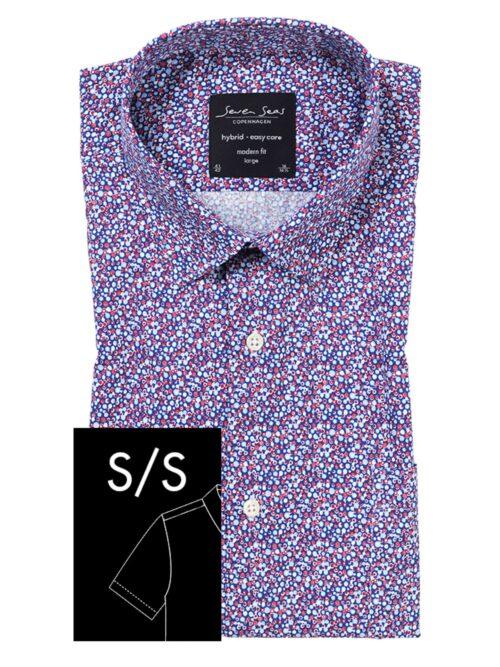 Seven Seas Skjorte Ford Kortærmet