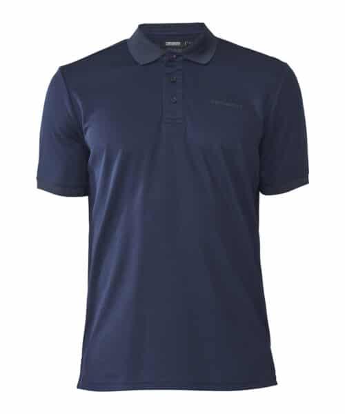Tenson Polo Brad Dark Blue