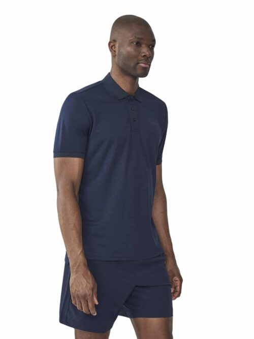 Tenson Polo Brad Dark Blue