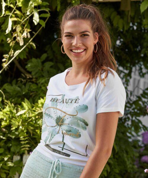 ZE-ZE Nordic Gustava 417 T-shirt