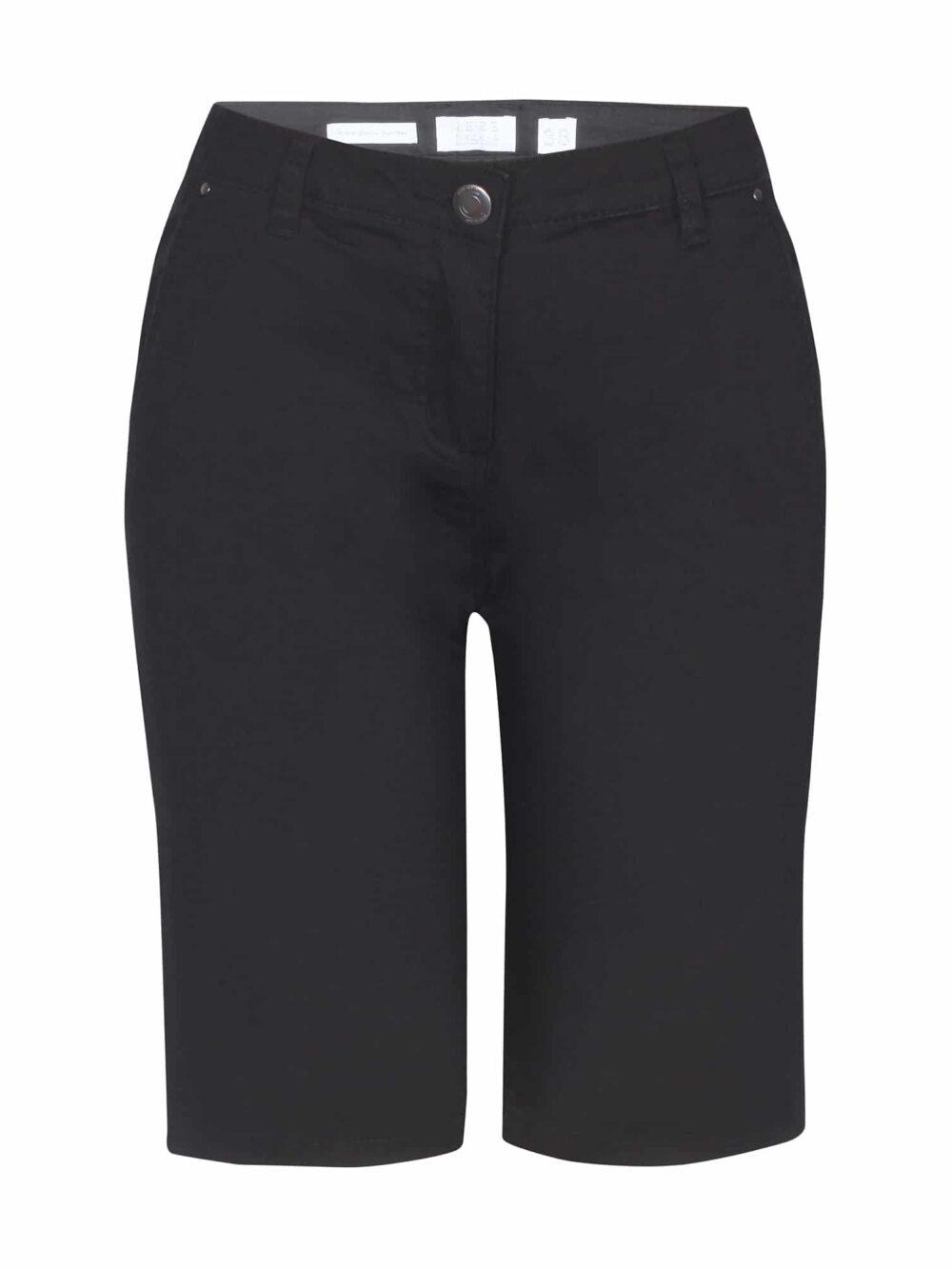 ZE-ZE Nordic Sanne 347 Shorts Black