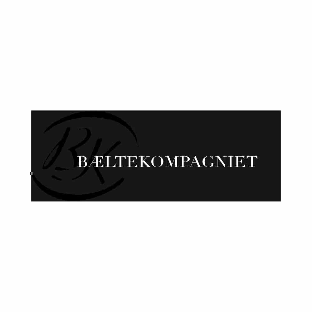 Bæltekompagniet logo Tøjkurven.dk