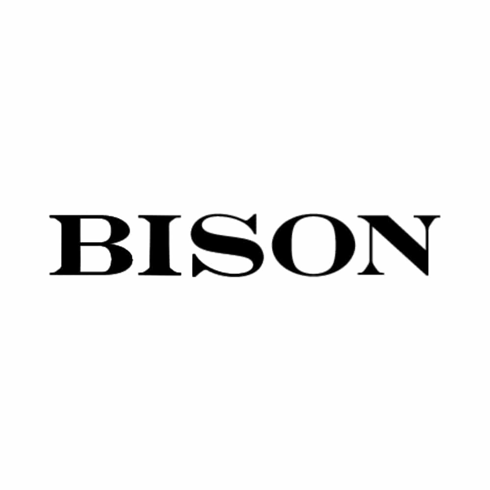 Bison logo Tøjkurven.dk
