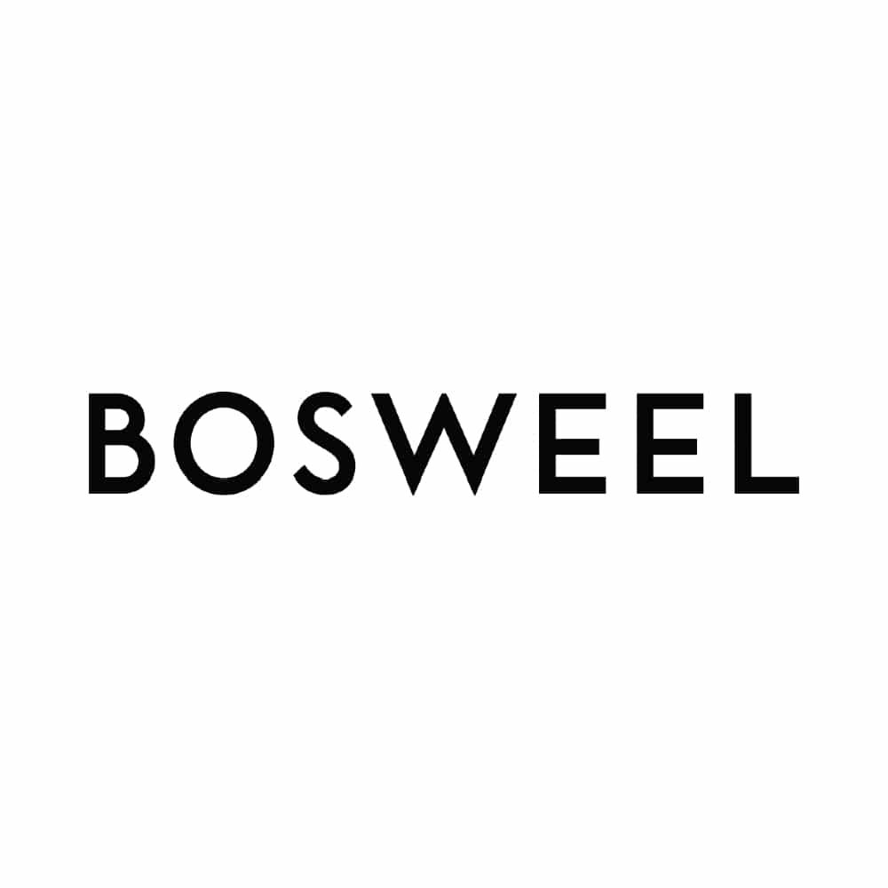 Bosweel logo Tøjkurven.dk