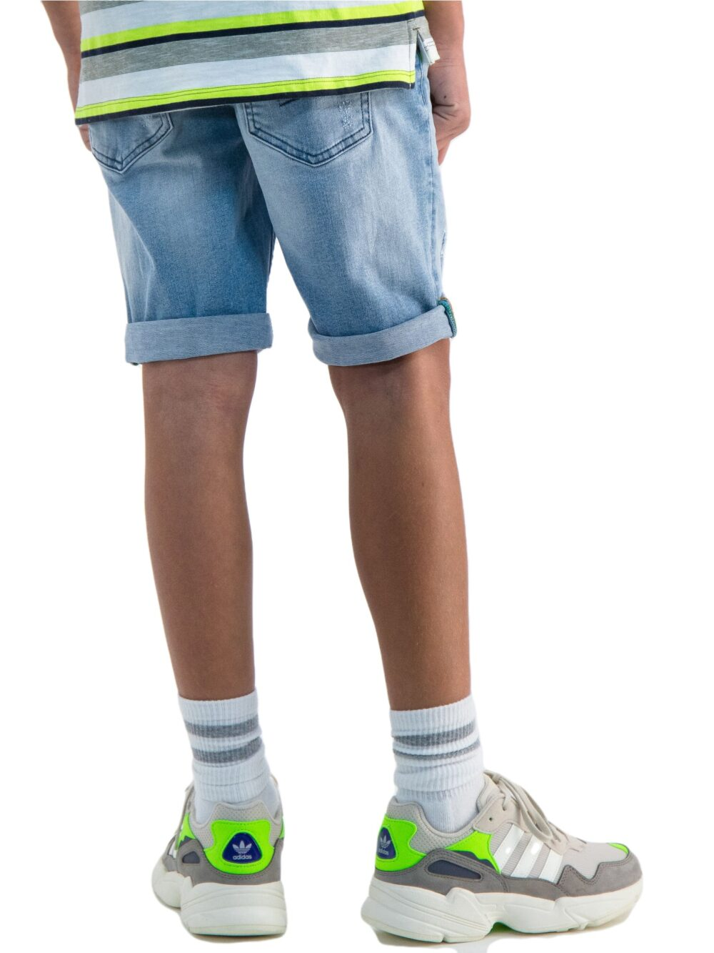 Garcia JOG Denim Shorts Light Used