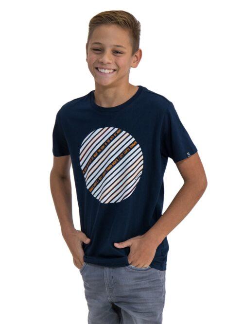Garcia T-shirt M03403 Dark Moon