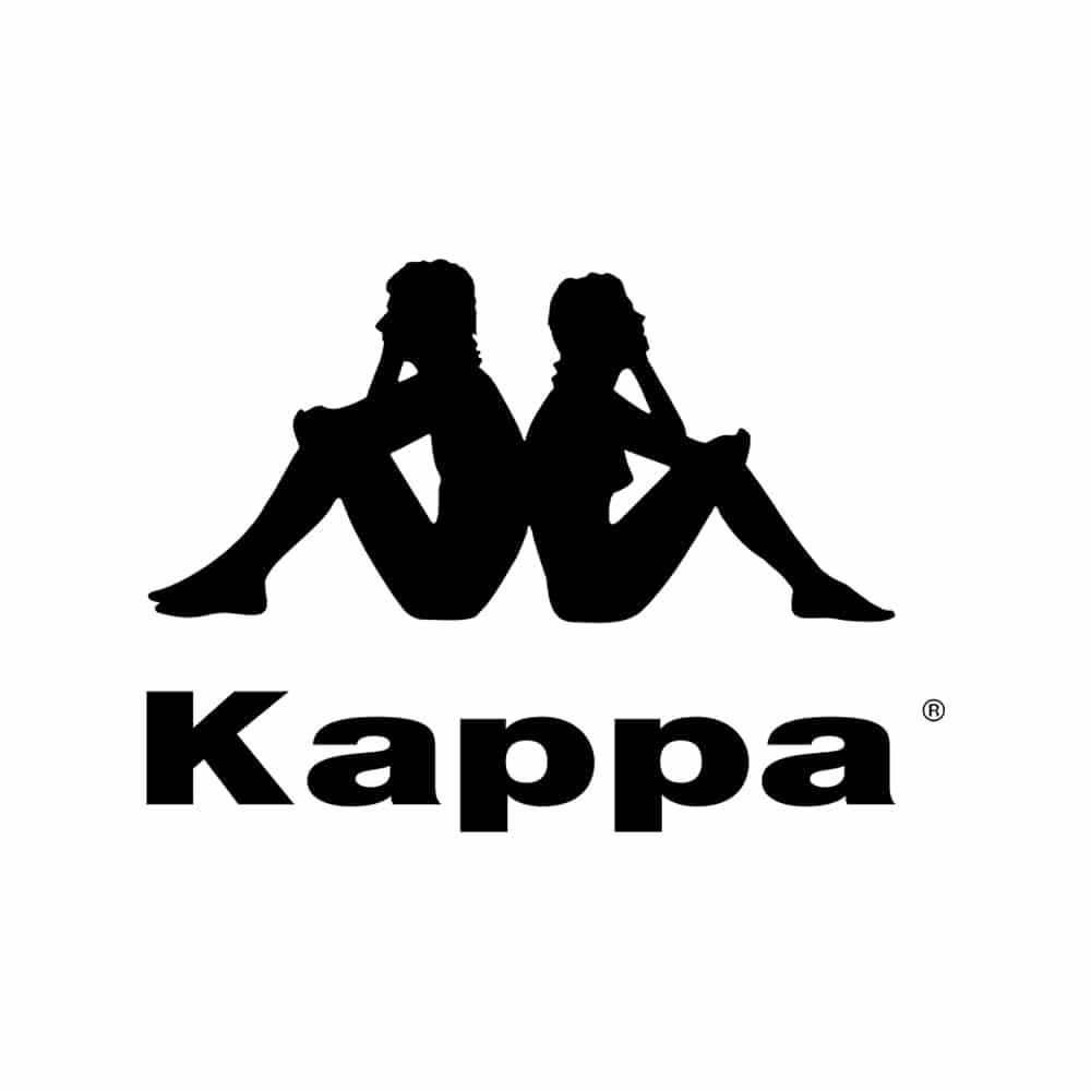 Kappa logo Tøjkurven.dk