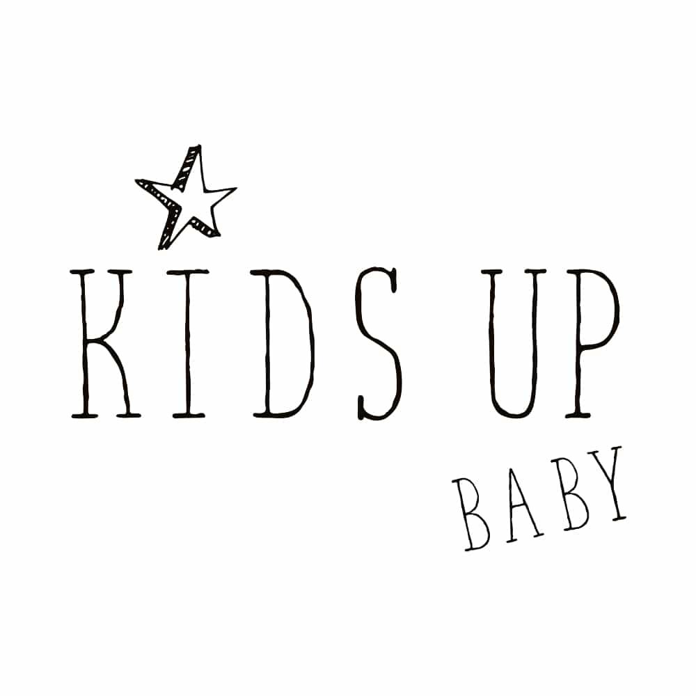 Kids Up Baby logo Tøjkurven.dk