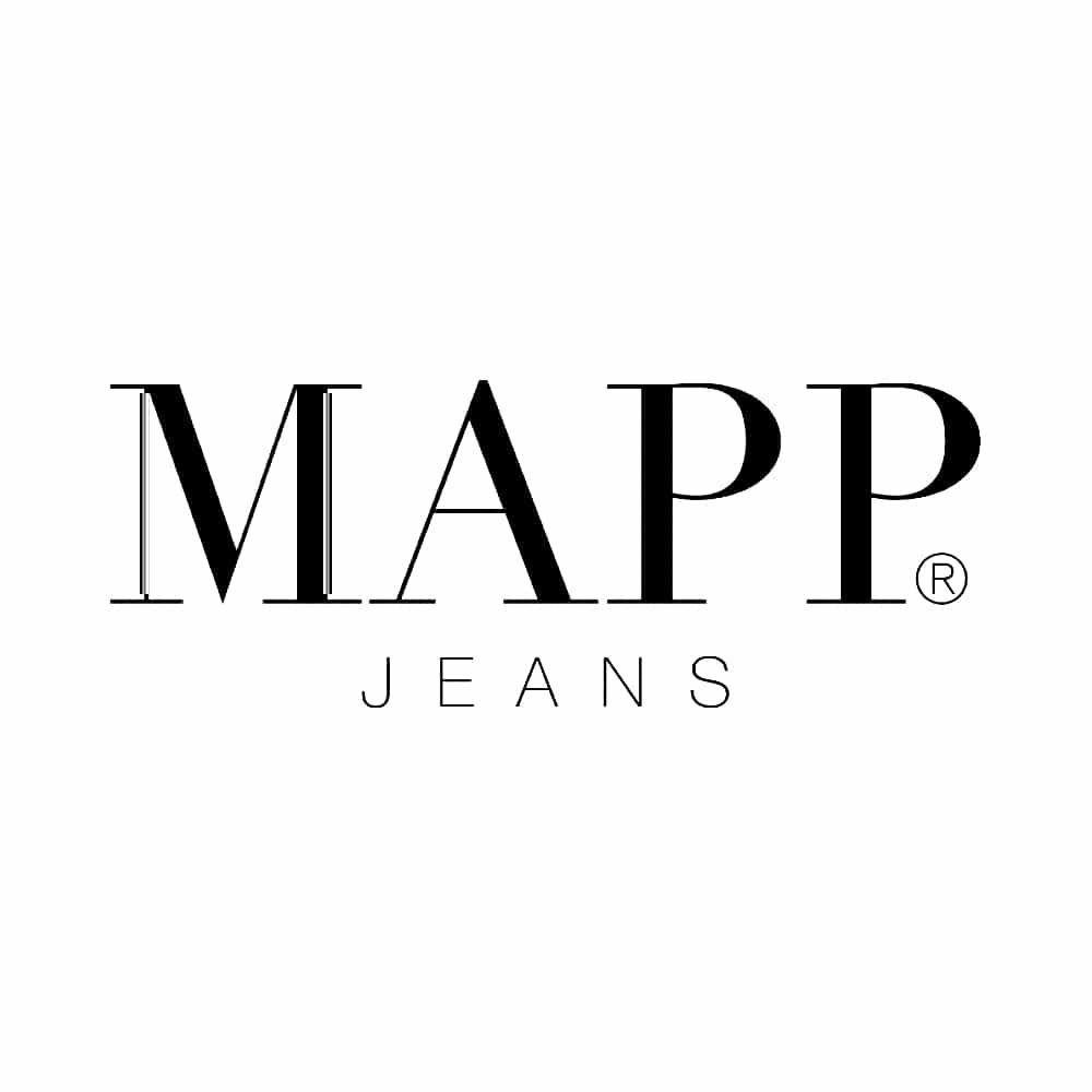 MAPP Jeans logo Tøjkurven.dk