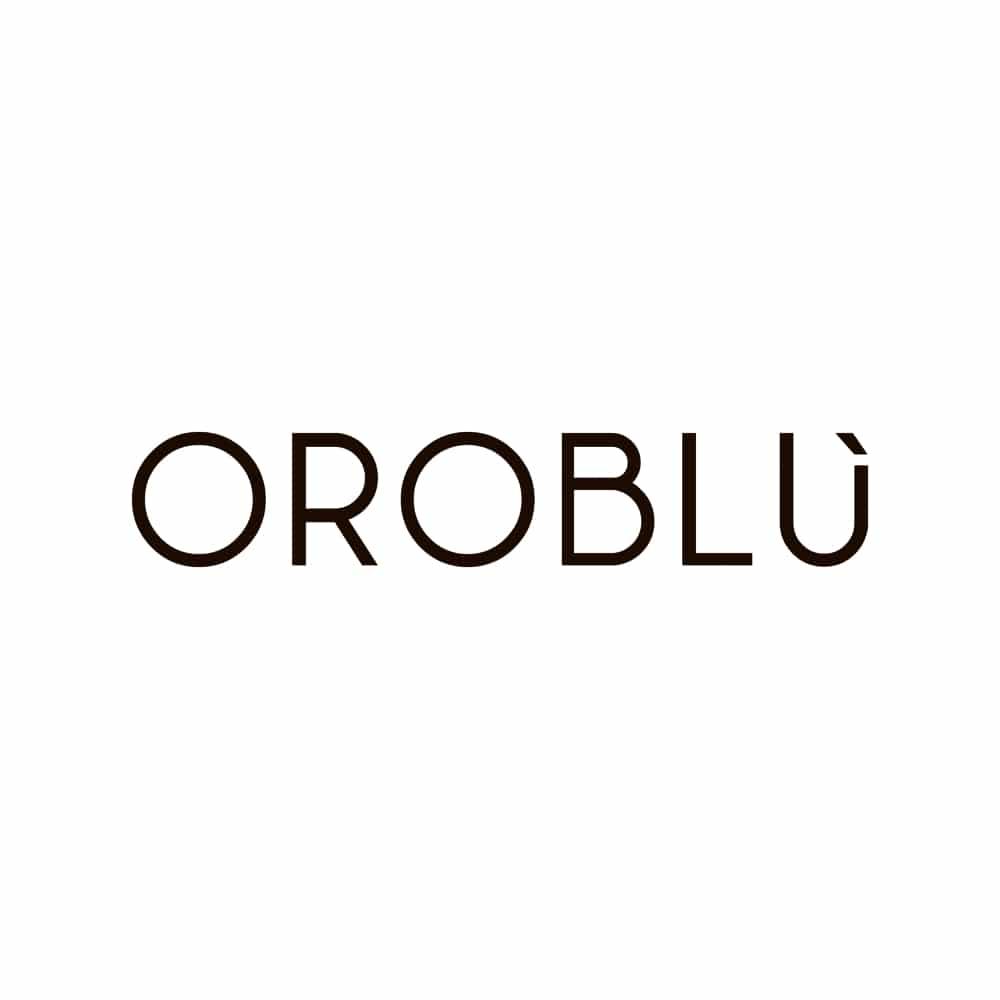 Oroblú logo Tøjkurven.dk