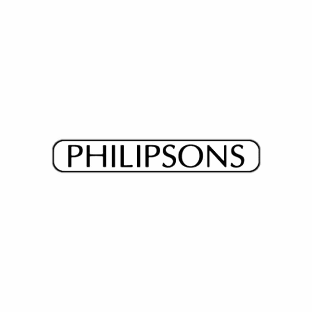 Philipsons logo Tøjkurven.dk