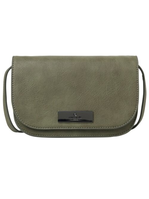 Rosemunde Clutch B0207-6622 Leaf green black oxid