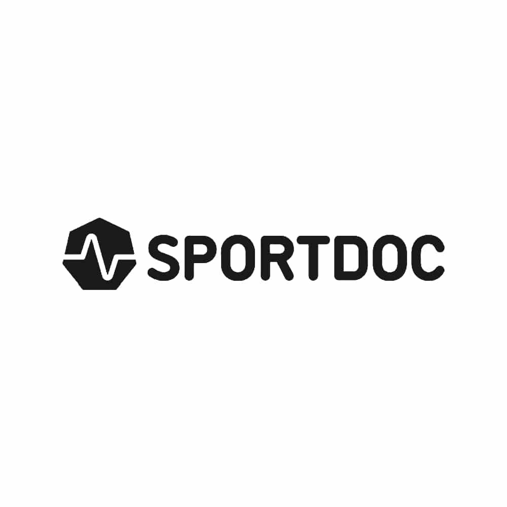 Sportdoc logo Tøjkurven.dk