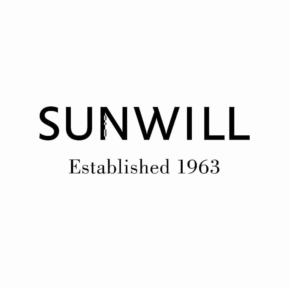 Sunwill logo Tøjkurven.dk
