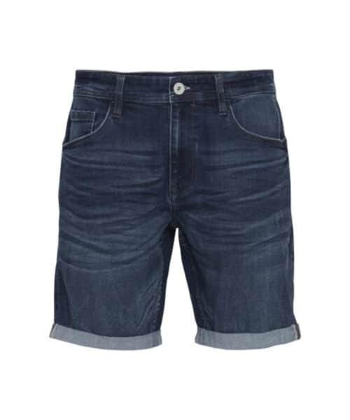 Blend Denim Shorts 20710444 Denim Middle blue