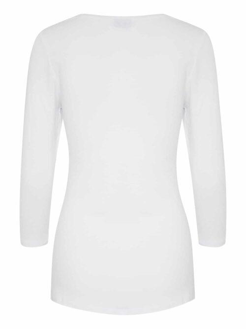 Fransa T-shirt Kiksen 2 White