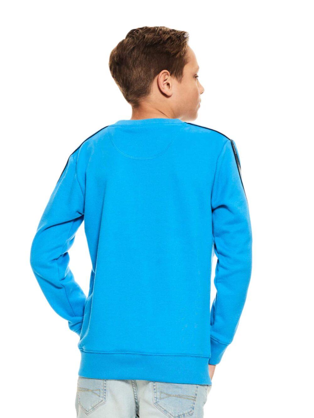 Garcia Sweatshirt P03660 Vivid Blue