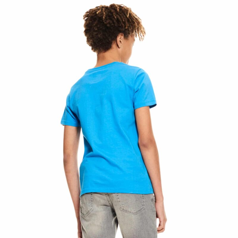 Garcia T-shirt P03600 Vivid Blue
