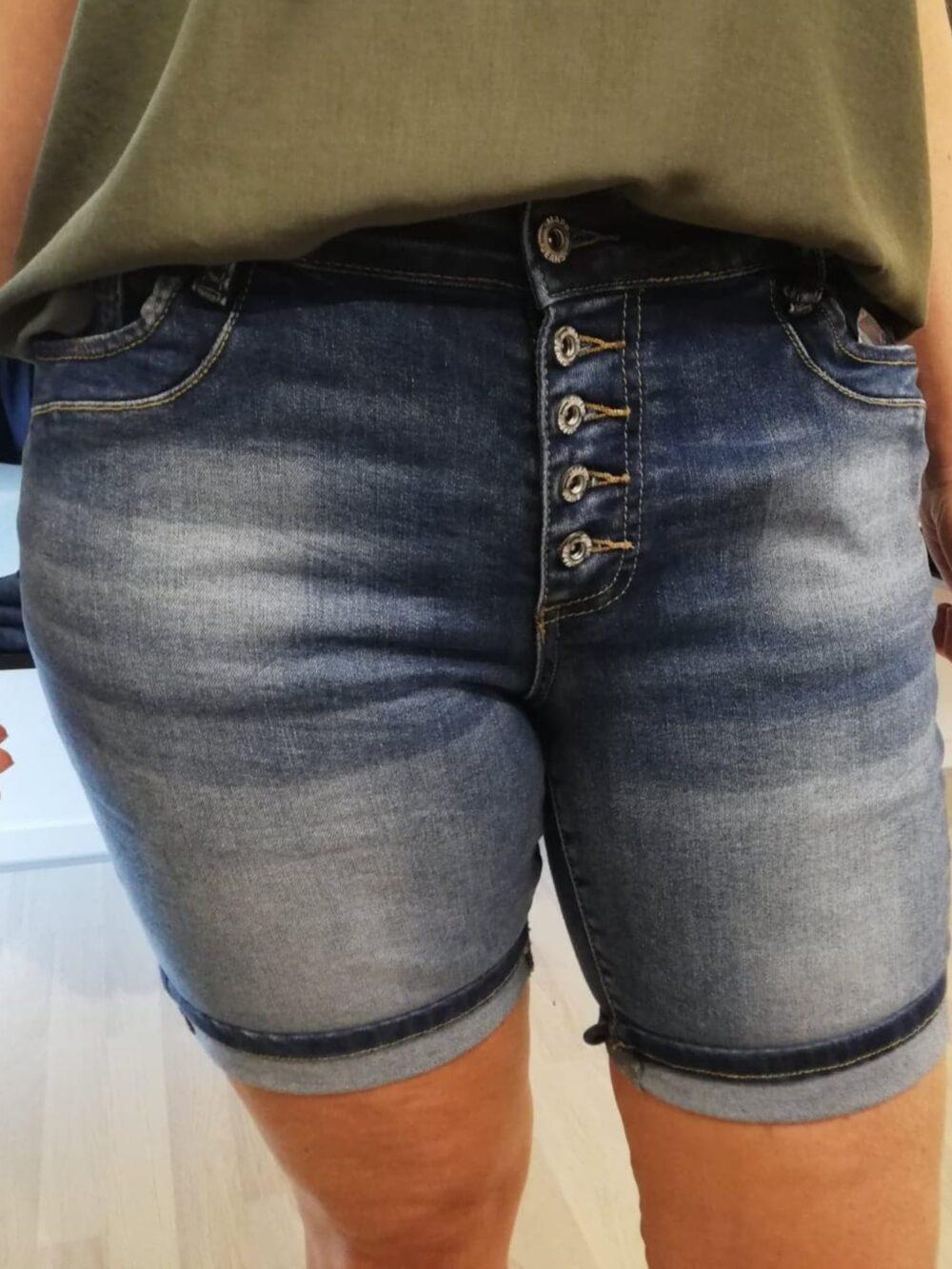 MAPP Patti Denim Shorts Used Wash