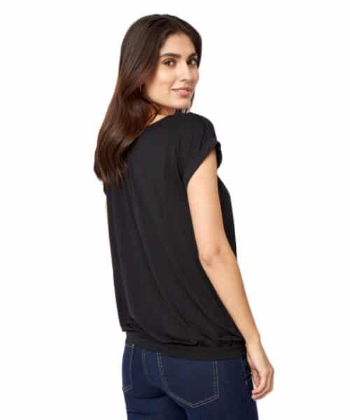 Soyaconcept Marica 4 T-shirt Black