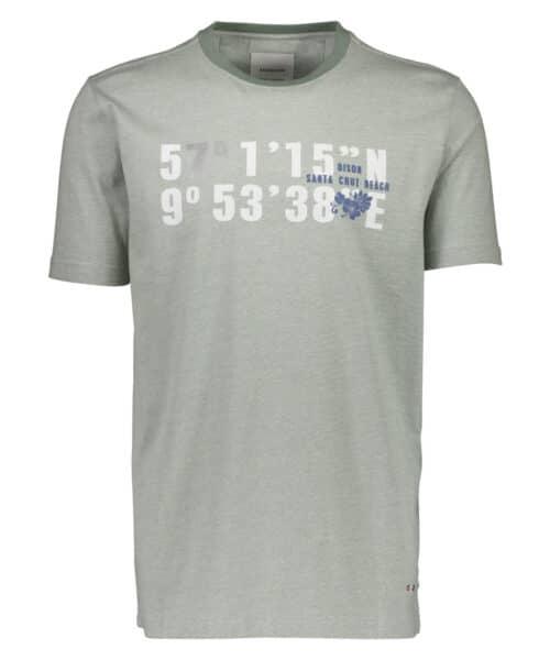 Bison T-shirt 80-400017 GREEN