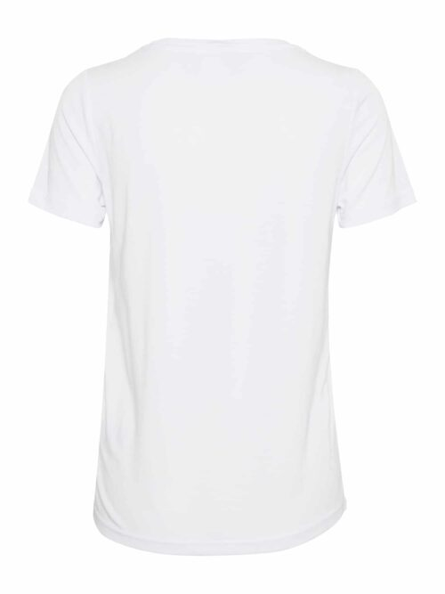 Fransa Zamodal 1 T-shirt White