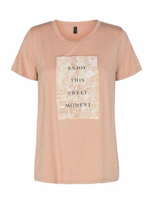 Soyaconcept Geneva FP 5 T-shirt Rosa