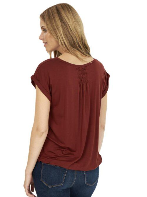 Soyaconcept Marica 56 T-shirt Rust