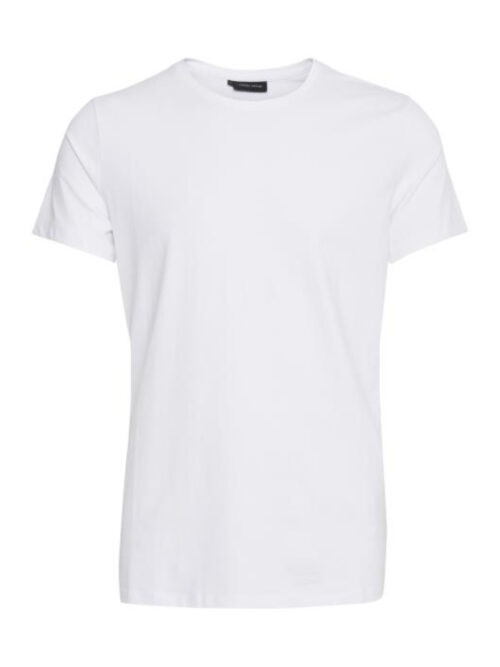 Casual Friday David Crew Neck T-shirt Bright White