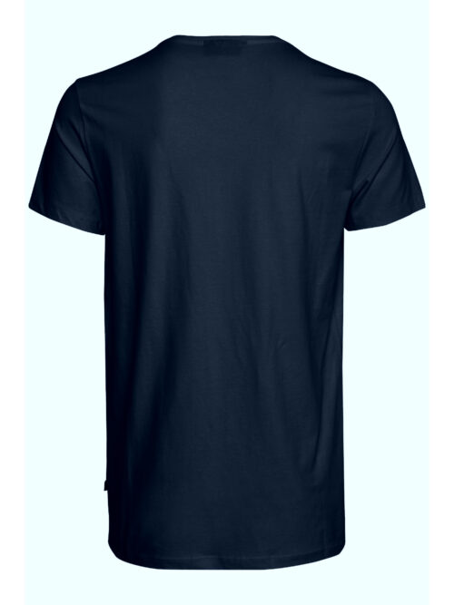 Casual Friday David Crew Neck T-shirt Night Navy