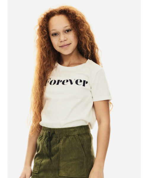 Garcia T-shirt GE020354 Off White