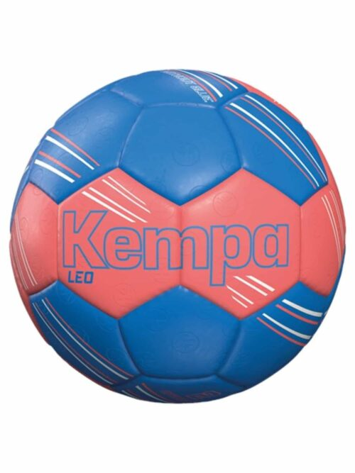 Kempa Håndbold Leo Fluo Red-Kempa Blue
