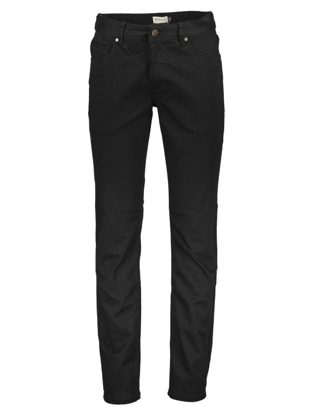 Bison Jeans Superflex Black