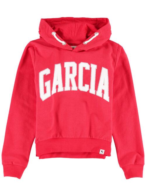 Garcia Pige Hættetrøje Goji Berry