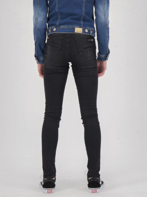 Garcia Pige Rianna Superslim Jeans Coal Denim - Rinsed